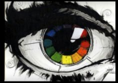 Art Project, color wheel