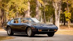 A GP history of the iconic Maserati Ghibli, a grand tourer legendary in both performance and design. Maserati Ghibli, Maserati Car, Maserati Quattroporte, Vintage Sports Cars, Vintage Cars, Pagani Huayra, Best Muscle Cars, Bugatti Veyron, Sport Cars