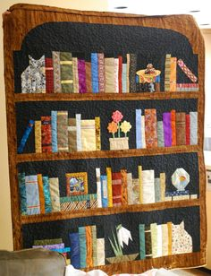 awesome quilt idea! I need to find someone that can make me some quilts
