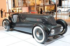 Edsel Ford's 1934 Model 40 Special Speedster
