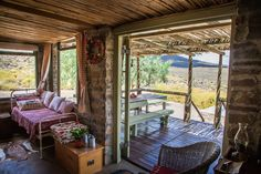 Snyderskloof Karoo Cottage, Matjiesfontein, Western Cape on Budget-Getaways South African Decor, Living Room Lounge, Weekends Away, Weekend Getaways, Outdoor Furniture, Outdoor Decor, Great Places, Places To Travel, Farmhouse