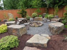 Rock Design Fire Pit Exterior Inspiration Outdoor Classic Circled Fire Pit Seating Rounded Fire Pit Ideas On Pavered Backyard As Inspiring Small Patio Ideas On Outdoor Home Rock Design ~ qarmazi