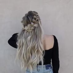 --Video Pin-- Will you wanna learn how to achieve today s latest hairstyles and hottest trends View the link below to get more gorgeous and Easy Hairstyles Tutorial For women with short hair, medium shoulder length to long hair! Easy Hairstyles For Long Hair, Latest Hairstyles, Hairstyle Ideas, Bangs Hairstyle, Wedding Hairstyles, Dance Hairstyles, Homecoming Hairstyles, Summer Hairstyles, Witchy Hairstyles