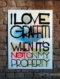 Limited Graffiti Posters by ROID