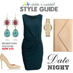 """c+i Style Guide: Date Night"" by roxsaldana 