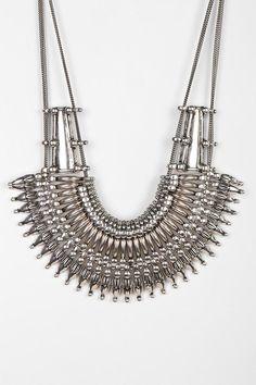 Mercer Bib Necklace