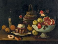 Unknown (Spanish)  Still Life  17th century