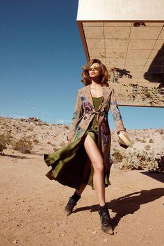 Fashion Shoot: Fall's Best Neutrals