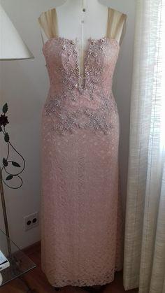 Atelier Vestido Bonito: Olá meninas!   Madrinhas de rosé! Vestido de renda...