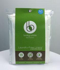 Beantown Bedding Laundry-Free Linens.