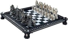 Harry Potter Final Challenge Chess Set
