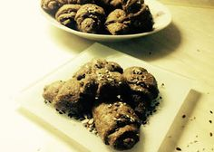 Finomságok Nikitől: Lenmaglisztes kifli Healthy Life, Cookies, Chocolate, Fit, Healthy Living, Crack Crackers, Shape, Biscuits, Chocolates