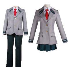 >> Click to Buy << Cosplay Costume Boku no Hero Universitaire Milieu Midoriya Izuku Bakugou Katsuki Grey My Hero Academic Middle School Uniform  #Affiliate