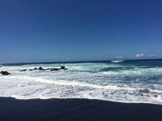 Black Sands of Puerto de la Cruz, Tenerife | All Baby Advice