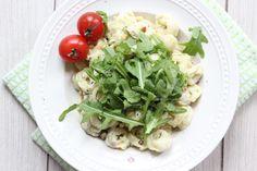 Romige pasta - Lekker en Simpel