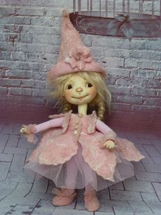 dress dolls bjd ( Sprocket  Connie Lowe ) ,designed  by marianna