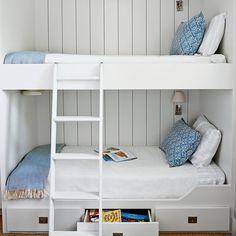 Make Room for Function - Designer Tricks for Small Spaces - Coastal Living