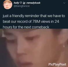 Bts Memes, Comebacks