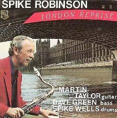 Spike Robinson - London Reprise. Looks like he's on one of those tourist boats.