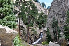 7 Waterfall Hikes About 1 Hour of Denver | Day Hikes Near Denver - Explore The Best Hiking in Colorado