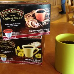 As if there wasnt enough to love about them already!!! Door County Coffee » Single Serve Cups » Single Serve » Single Serve Cups