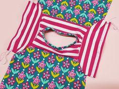 patron gratuit - 1 robe pour Zelie - PIKEBOU