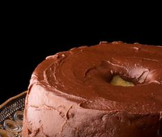 Try this amazing sugar free chocolate angel cake