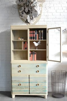 "BLISS - i heart monday.>> Another Collaboration Between Annie Koelle and Knack = A Hutch Named ""Kallymenia"""