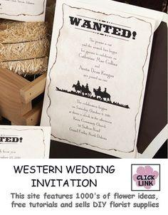 country wedding invitation - Redneck Wedding Invitations