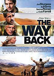 映画 ウェイバック The Way Back (2010) | That's Movie Talk! Peter Weir, Jim Sturgess, Mark Strong, Movie Talk, Family Foundations, The Way Back, No Way, Cinematography, Movies Online
