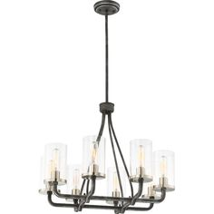 Found it at AllModern - Hoskin 8-Light Candle-Style Chandelier