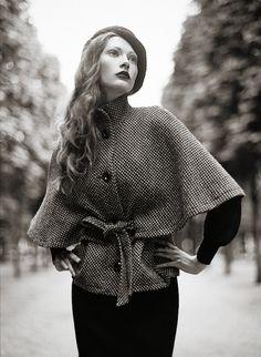The Clothes Horse: Paris Elegance