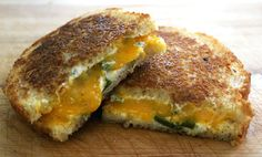 Recipe | Jalapeno Popper Grilled Cheese Sandwich