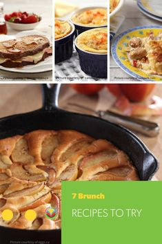 Don't wait in line! Make brunch at home, it's easy with these 7 brunch recipes to try. #makebrunch #CDNFoodFocus No Dairy Recipes, Oats Recipes, Fruit Recipes, Pork Recipes, Barley Recipes, Mushroom Recipes, Vegetarian Recipes, Chicken Recipes, Delicious Breakfast Recipes