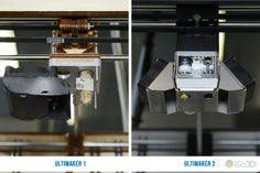 fan ultimaker 1 and ultimaker 2
