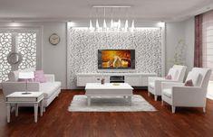 led ışıklı beyaz tv ünitesi - Google'da Ara