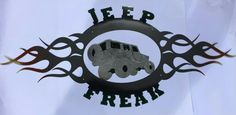 """Jeep sign 36"""""""