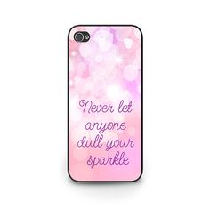 Phone Case for Girls - iPhone 6 Case - Sparkly iPhone 5s Case - glitter iPhone 5c case - sparkly phone case - Gift Ideas for Teen Girls