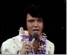 Elvis Presley : Aloha From Hawaii Rehearsal Concert : January 14, 1973