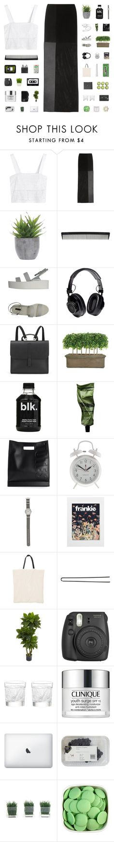 """""""Helicopter"""" by bosspresident ❤ liked on Polyvore featuring 3.1 Phillip Lim, Maison Margiela, Lux-Art Silks, T3, Calvin Klein Collection, Proenza Schouler, Danielle Foster, INC International Concepts, Aesop and J.Crew"""