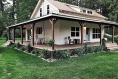 home renovation before and after Barn House Plans, Dream House Plans, My Dream Home, Dream Homes, Metal Building Homes, Building A House, Style At Home, Future House, My House