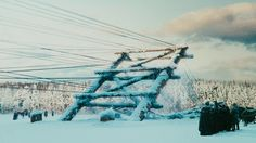 Visual Effects breakdown for the Winter Olympics Sochi 2014 Opening that we did almost a year ago.  https://vimeo.com/86232503 - Russian Odyssey  VFX by Main…