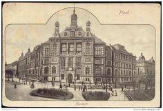 czech, PLZEN PLZNE PILSEN, Museum (1899)