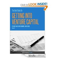 BOOK: The Best Book On Getting Into Venture Capital