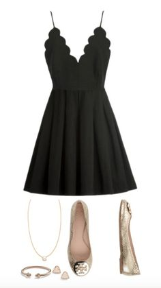 What to Wear During Sorority Rush Week: Preference Night  http://simplesouthernbelle.net