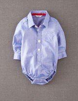 Laundered Shirt Body - Boden