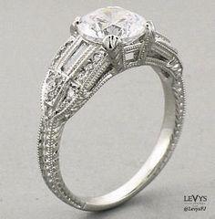 LDR-916 #InfinityLine #vintagestyle #engagement
