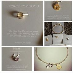 Every CORE piece from Origami Owl comes with a saying and reason behind the piece. Check it out today! jenlanckriet.origamiowl.com