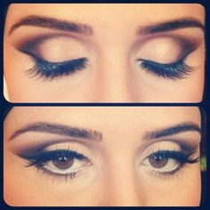 subtle eye makeup | Subtle eye makeup #howto #eyelook #subtleeyes #eyemakeup