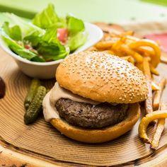 Burgers au reblochon Panini Sandwiches, Wrap Sandwiches, Kebab Wrap, Tortilla Pizza, Cheat Meal, Bruschetta, Finger Foods, Entrees, Hot Dog